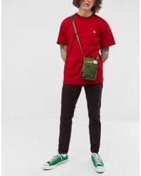 b625508caf0 Herschel Supply Co. Tour Desert Camo Cross Body Bag in Green for Men ...