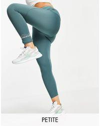 ASOS 4505 Leggings con cinturilla elástica - Verde