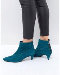 Gestuz - Sheba Suede Boots - Lyst