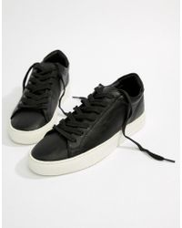 Good For Nothing - Logo Sneakers In Black - Lyst