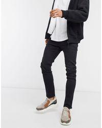 Wrangler Bryson Skinny Jeans - Black