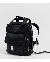 Dr. Martens Small Flight Bag In Black