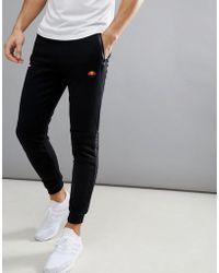 adidas originals 3 stripe jogger in black bs4629