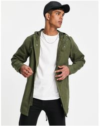 Only & Sons - – Leichter Parka - Lyst