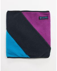 Columbia Fleece Neck Gaiter - Multicolor