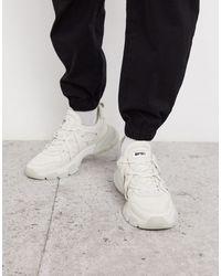 Bronx Sevety Street - Sneakers chunky crema - Bianco