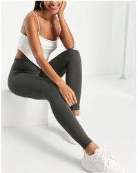 Pull&Bear Seamless leggings - Grey