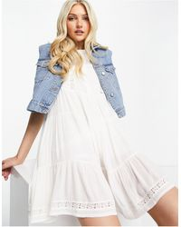 Pimkie Vestido - Blanco