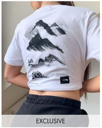 The North Face Painted T-shirt - White