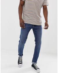 Tom Tailor Slim Fit Jean Mid Blue