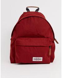 Eastpak Красный Уплотненный Рюкзак