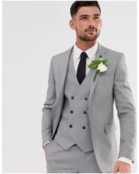 Burton Suit Jacket - Black