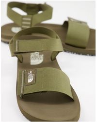 The North Face Skeena Sandals - Green