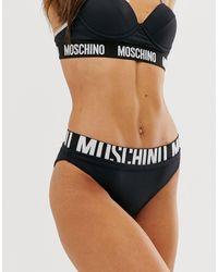 Moschino Bikinibroekje - Zwart