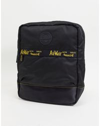 Dr. Martens Large Groove Nylon Backpack Ab087001-black