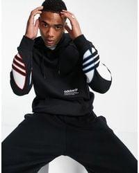 adidas Originals Adicolor Hoodie - Black
