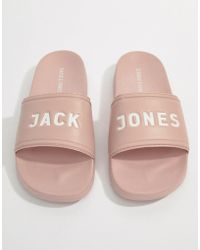 Jack & Jones - Slider - Lyst