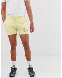 533040bfb2 adidas Originals Palm Shorts in Pink for Men - Lyst