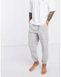 Calvin Klein Пижама -белый
