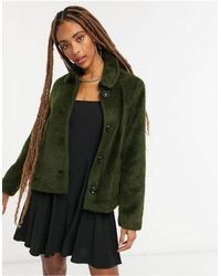 ONLY Cappotto - Verde