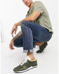 Levi's – 511 – Jeans mit schmaler Passform - Blau