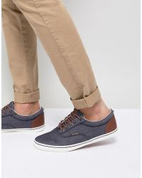Jack & Jones - Plimsolls - Lyst