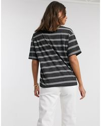 ASOS Camiseta en mezcla - Gris
