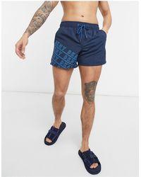 DKNY Anguila Swim Shorts - Blue