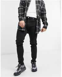 Weekday Cone Jeans - Black