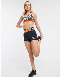 Nike Icon Clash Pro 3 Inch Shorts - Black