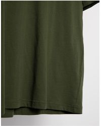 PUMA - Футболка Цвета Хаки С Логотипом Avenir-зеленый Цвет - Lyst