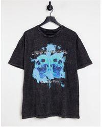 Criminal Damage Chaos T-shirt - Black
