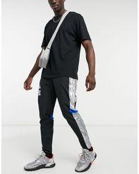 adidas Originals Черные Джоггеры Adidas Running Space-черный Цвет