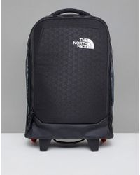 The North Face - Overhead Carry On Travel Case 29 Litres In Black - Lyst