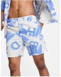 Only & Sons Co-ord Shorts - Blue