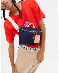 Weekday - Limited Edition Wisconsin Crossbody Bag In Denim - Lyst