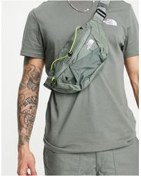 The North Face Сумка-кошелек Цвета Хаки На Пояс Lumbnical-зеленый Цвет - Многоцветный