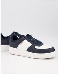 Jack & Jones Trainers With Chunky Sole - Blue