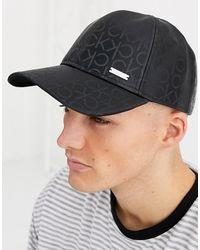Calvin Klein Industrial - Kappe in Schwarz