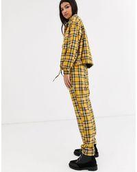 Pimkie Pantalones - Amarillo