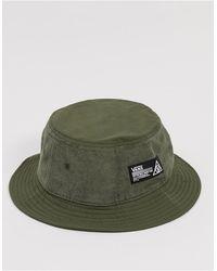 Vans Undertone - Bucket Hat - Groen
