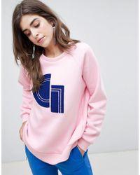 Gestuz - Carlotta Print Sweatshirt - Lyst