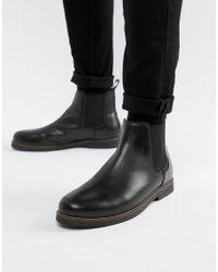 separation shoes 6de24 d5dfe religion-black-Leather-Chelsea-Boot-In-Black.jpeg