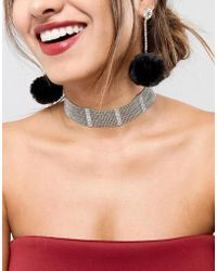 Coast - Large Choker Necklace - Lyst
