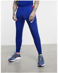Nike Football Joggers azules Strike