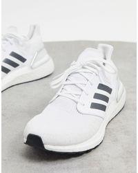 adidas Бело-серые Кроссовки Ultraboost 20-серый