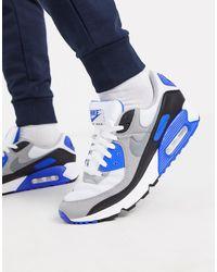 Nike Air Max 90 - Bleu
