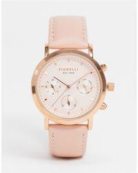 Fiorelli – Armbanduhr - Pink