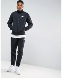 0b4f128b3e Nike Tracksuit Set In Green 861780-395 in Green for Men - Lyst