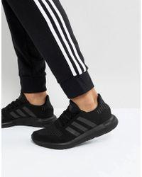 big sale 2769a 89245 adidas Originals Nmd R2 Sneakers In Black By9917 in Black ...